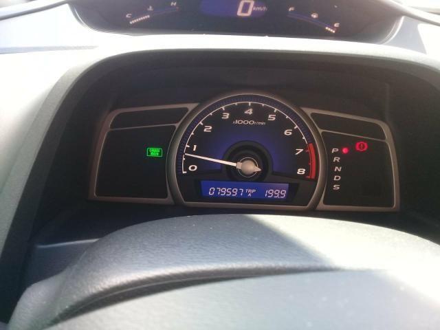 Civic 2011 LXL automatico top de linha baixa km - Foto 2