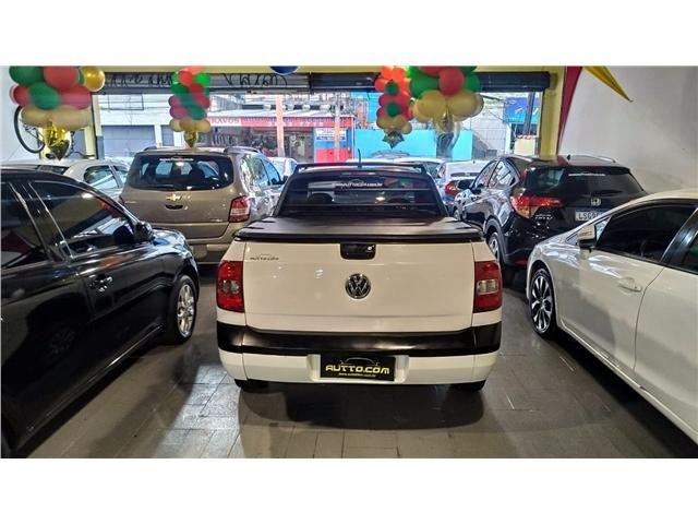 Volkswagen Saveiro 1.6 mi trooper ce 8v flex 2p manual g.vi - Foto 7