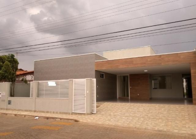 Samuel Pereira oferece: Linda casa RK Sobradinho Moderna Nova Churrasqueira 3 suítes - Foto 2