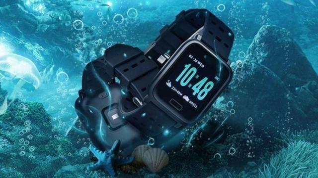 Relógio Aferi Batimentos Cardiacos, Pressão, Notif-A6 - Foto 2