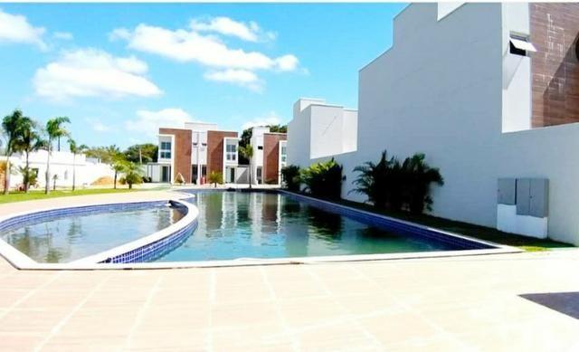 Vendo casa em condomínio no Eusébio com 96 m², 3 quartos e 2 vagas. 324.900,00 - Foto 11