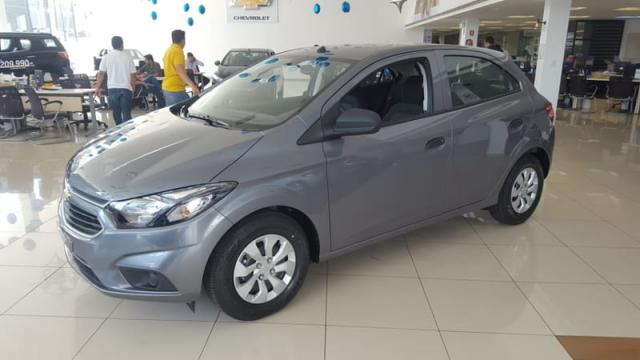 CHEVROLET ONIX 1.0 MPFI JOY 8V FLEX 4P MANUAL - Foto 7