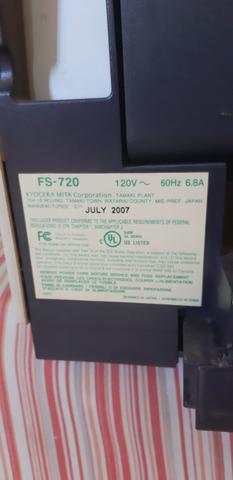 Impressora kyocera F-720 - Foto 2