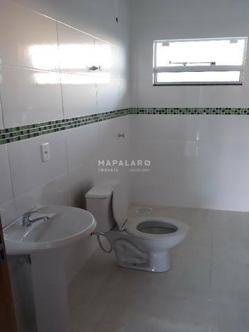 Casa Geminada nova, pronta para morar! Financiamento MCMV - Foto 3