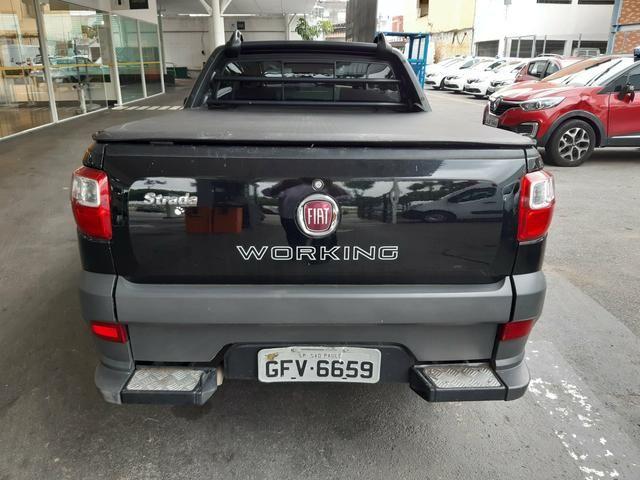 Fiat strada 1.4 hard working cs 8v flex 2017 - Foto 4