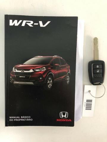 WR-V EX 2018, automática, 18.000km, garantia de fábrica, muito nova - Foto 12