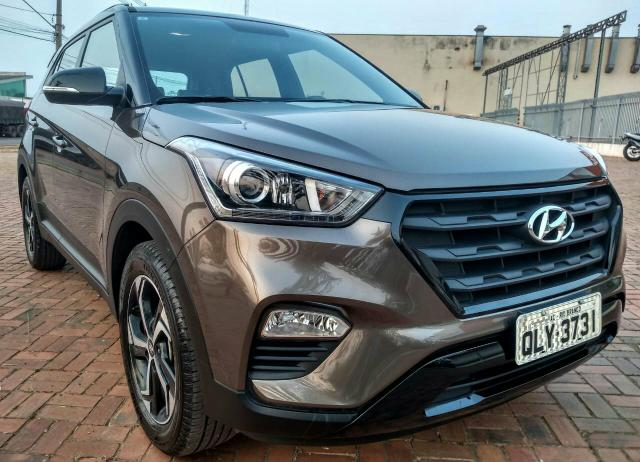 Hyundai creta sport 2.0 flex at 17-18 - Foto 8