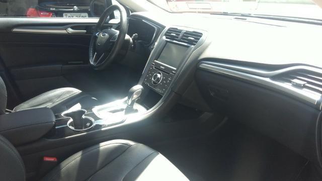Ford Fusion Hybrid - Foto 4