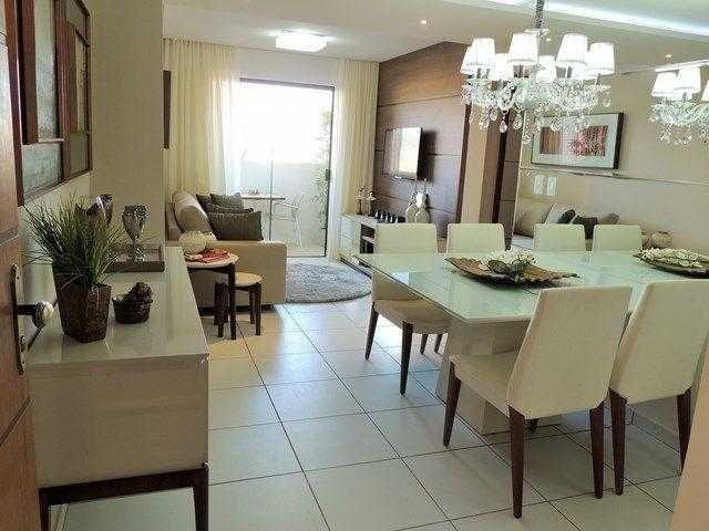 Apto 2 quartos, novo, no Geisel, condomínio com área de lazer completa - Foto 3