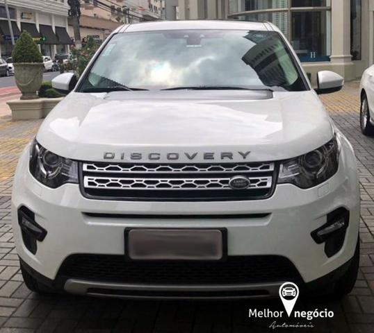 Land Rover Discovery Sport HSE 2.0 4x4 Diesel Aut. Branca - Foto 2