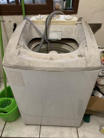 Barbada! Máquina De Lavar Consul