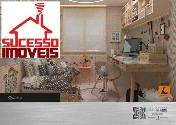 VILLAGE DAS PALMEIRAS PRIME II - Apartamento Alto Padrão em Lançamentos no bairr... - Foto 13