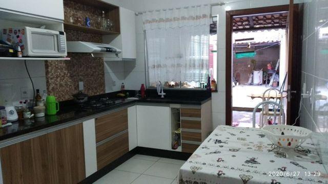 Casa Bairro Cidade Nova, K141, 2 quartos/Suite, 133 m², Quintal, 2 vgs. Valor 175 mil - Foto 3