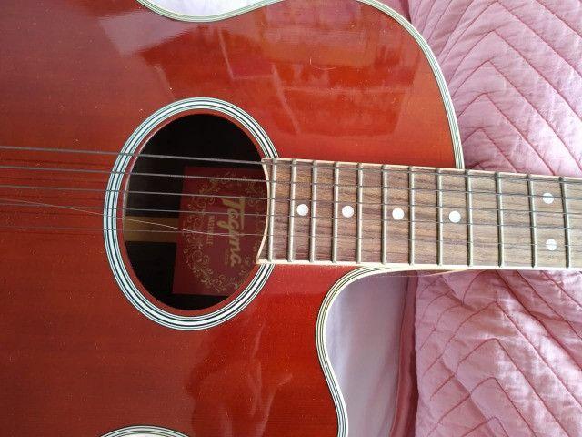 Violão Tagima Nashville Acoustic - Foto 5