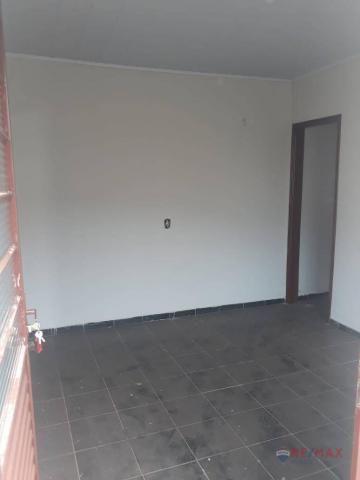 Casa com 1 dormitório para alugar, 50 m² por R$ 550,00/mês - Eldorado - São José do Rio Pr - Foto 5