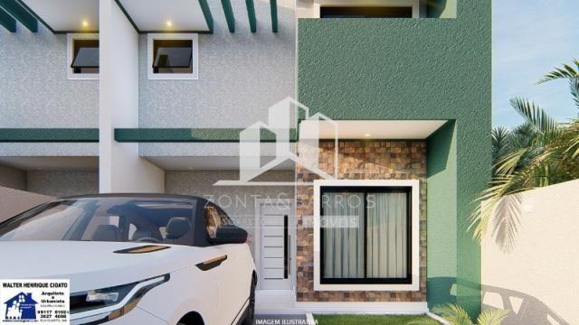 Casa à venda com 3 dormitórios em Green field, Fazenda rio grande cod:SB00022 - Foto 4