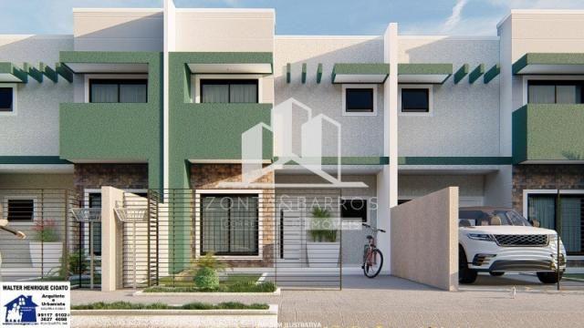 Casa à venda com 3 dormitórios em Green field, Fazenda rio grande cod:SB00022 - Foto 7
