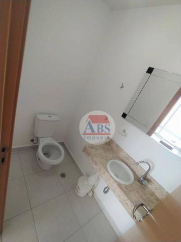 Apartamento com 2 dormitórios para alugar, 80 m² por R$ 3.500,00/mês - Gonzaga - Santos/SP - Foto 5