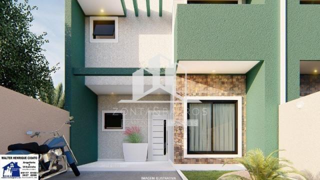 Casa à venda com 3 dormitórios em Green field, Fazenda rio grande cod:SB00022 - Foto 10