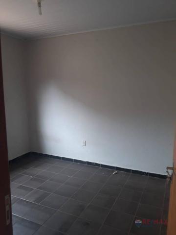 Casa com 1 dormitório para alugar, 50 m² por R$ 550,00/mês - Eldorado - São José do Rio Pr - Foto 4