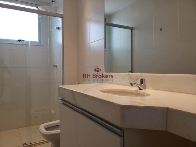 Apartamento para alugar com 3 dormitórios em Vale do sereno, Nova lima cod:BHB20857 - Foto 3