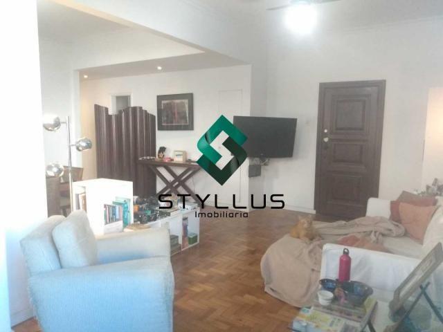 Apartamento à venda com 2 dormitórios em Botafogo, Rio de janeiro cod:M25525