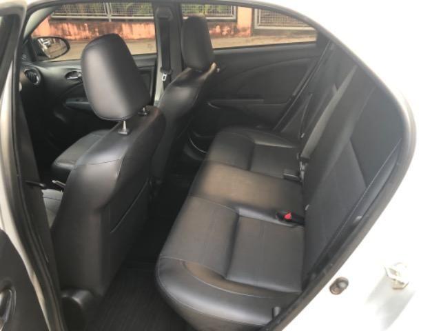 Veículo Etios Platinum Sedan 1.5 Automático - Foto 10