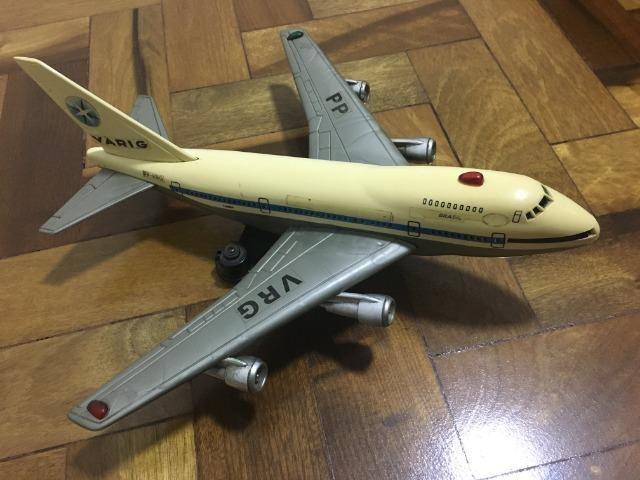 Boeing 747 Jumbo Varig