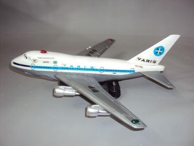Boeing 747 Jumbo Varig - Foto 4