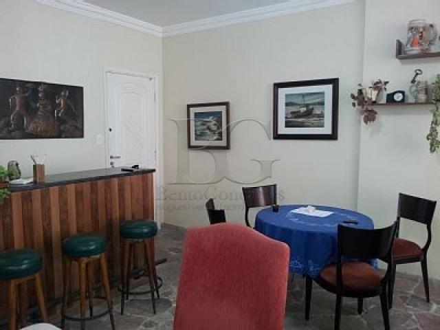 Apartamento à venda com 3 dormitórios em Vila luis antonio, Guaruja cod:V1388 - Foto 8