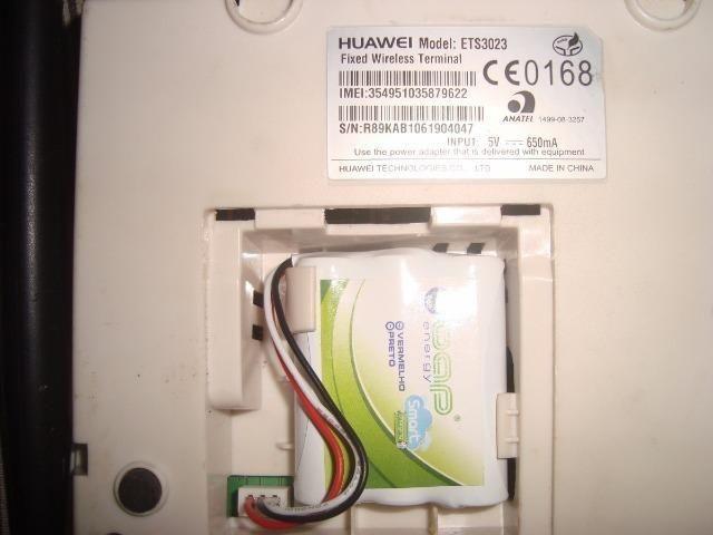 Telefone Huawei ETS3023 Fixo Residencial - Foto 3