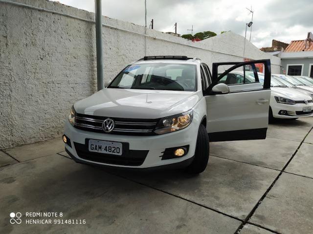 Tiguan 1.4 tsi Volkswagen Completo - Foto 9