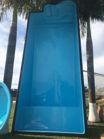 Ca piscinas de fibra - direto da fabrica -alpino