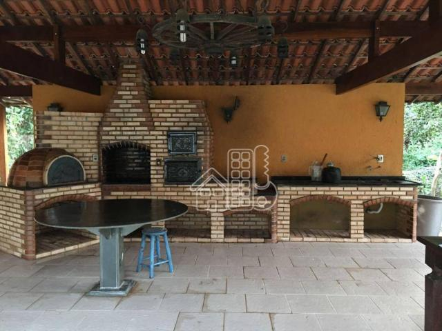 Sítio com 5 dormitórios à venda, 3008 m² por R$ 900.000,00 - Itaocaia Valley (Itaipuaçu) - - Foto 7