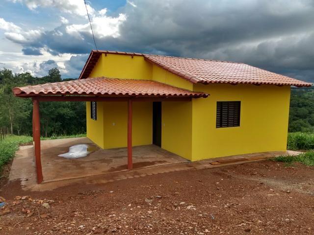 Chácara a 45km de Goiânia com casa