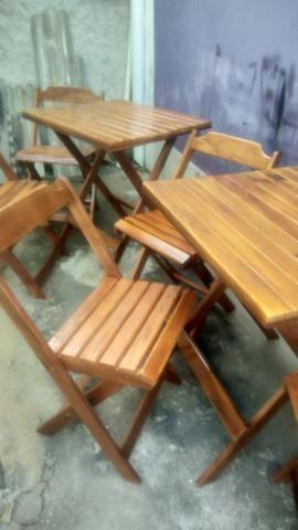 Mesas e cadeiras de Abrir e fechar - Foto 6