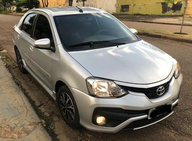 Veículo Etios Platinum Sedan 1.5 Automático - Foto 2