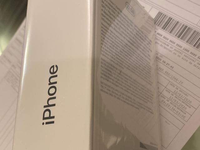 IPhone 7 Preto 32gb, NF + Garantia 1 ano, Anatel, Lacrado, Zero, A1778 - Foto 2