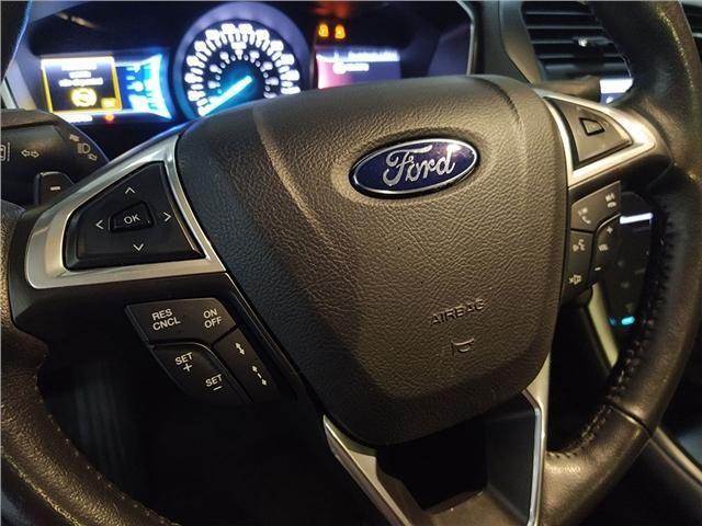 Ford Fusion 2.0 titanium awd 16v gasolina 4p automático - Foto 8