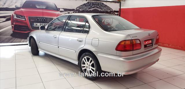 CIVIC 1999/1999 1.6 LX 16V GASOLINA 4P MANUAL - Foto 3