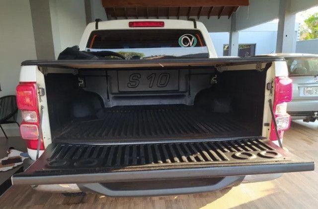 Chevrolet S10 2.5 Ltz Cab. Dupla 4x4 Flex 4p - Foto 5