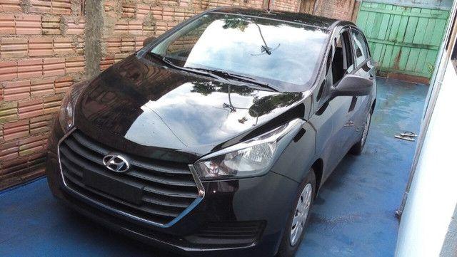 Carro Modelo HB - 20 1.0 FLEX