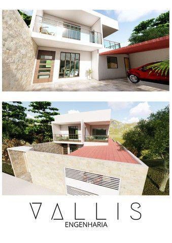 Projeto arquitetônico, elétrico, hidráulico e estrutural - Foto 2