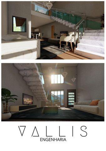 Projeto arquitetônico, elétrico, hidráulico e estrutural - Foto 3