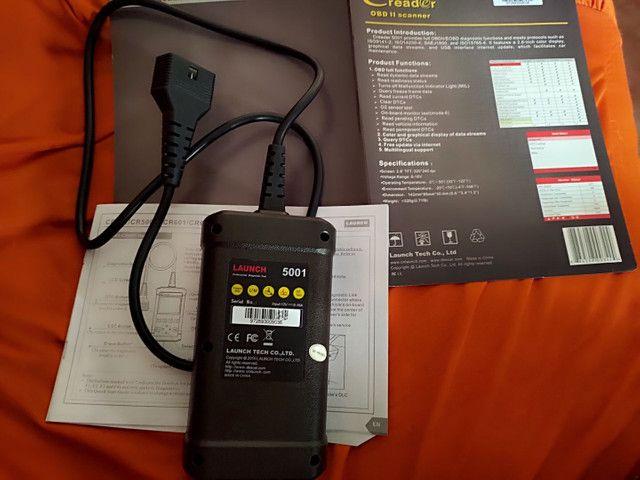 Scanner Veicular Creader 5001 OBD II - Foto 2