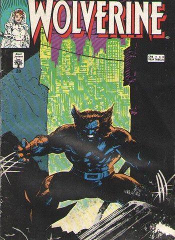 Kit 5 revistas quadrinhs Marvel: Wolverine e Conan - Foto 3