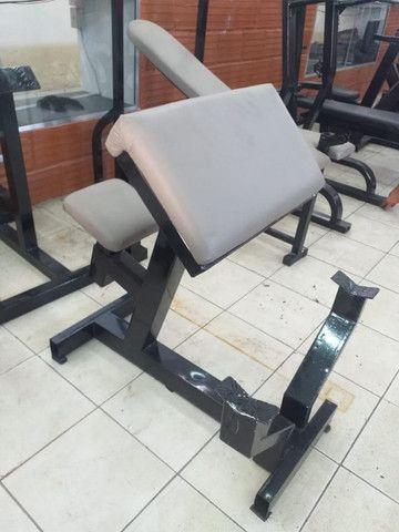 Equipamentos de Musculação Semi novos Profissionais - Foto 6