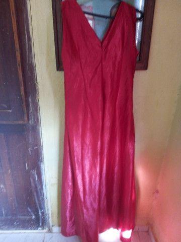 Um vestido de festa só vesti 2 vezes - Foto 3