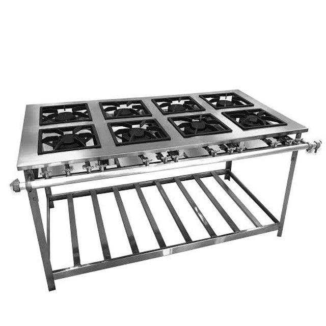 Manutenção de fogão e forno industrial e semi industrial - Foto 3