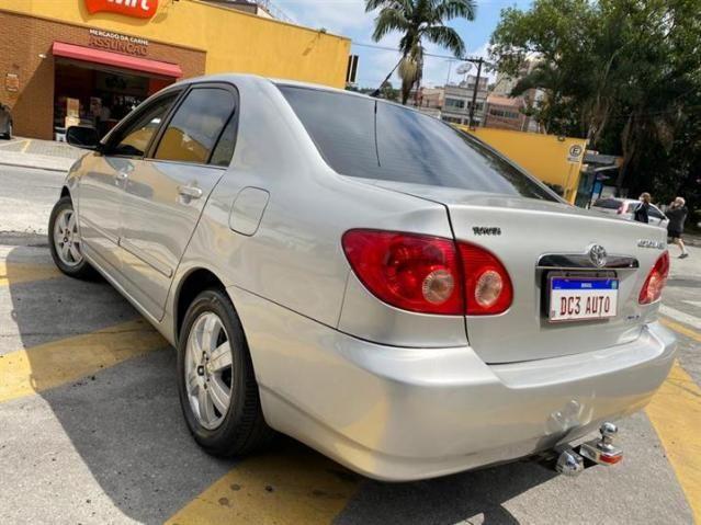 Toyota Corolla SE-G 1.8 Flex Automático Blindado TOP - Foto 2